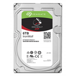 Seagate NAS HDD IronWolf 6TB 6000GB Serial ATA III hard disk drive