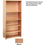 Jemini 2000mm Open Storage Box Beech