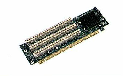 Supermicro 2U 3-Slot 64-Bit Active Riser Card for SW GC-LE Chipset slot expander