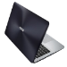 "ASUS X555QA-DM336T Black,Grey Notebook 39.6 cm (15.6"") 1920 x 1080 pixels 2.7 GHz AMD A A12-9720P"