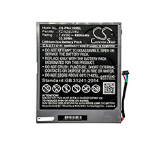 MicroSpareparts Mobile TABX-BAT-FNA100SL mobile phone spare part Battery Black