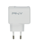 PNY P-AC-TC-WEU01-RB mobile device charger Indoor White