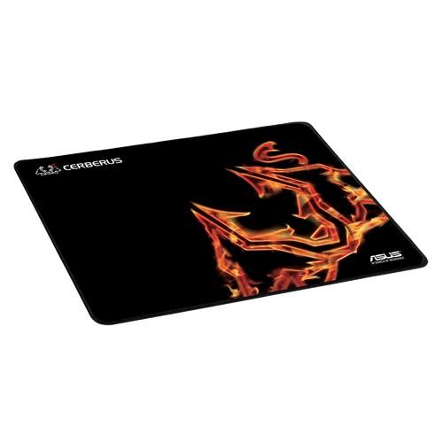 ASUS Cerebrus Speed Black,Orange Gaming mouse pad