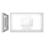 """SMS Smart Media Solutions 49L/P CASING WALL G2 WH WHITE RAL9016 124.5 cm (49"""")"""