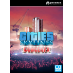 Paradox Interactive Cities: Skylines - Concerts, PC Video game downloadable content (DLC) PC/Mac/Linux English