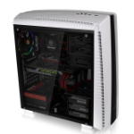 Thermaltake Versa 27 Midi-Tower Black,White computer case