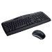 Logitech MK330 keyboard RF Wireless AZERTY French Black