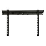 "B-Tech BT8422-PRO 80"" Black flat panel wall mount"