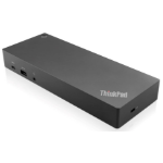 Lenovo 03X7469 notebook dock/port replicator Wired USB 3.2 Gen 2 (3.1 Gen 2) Type-C Black