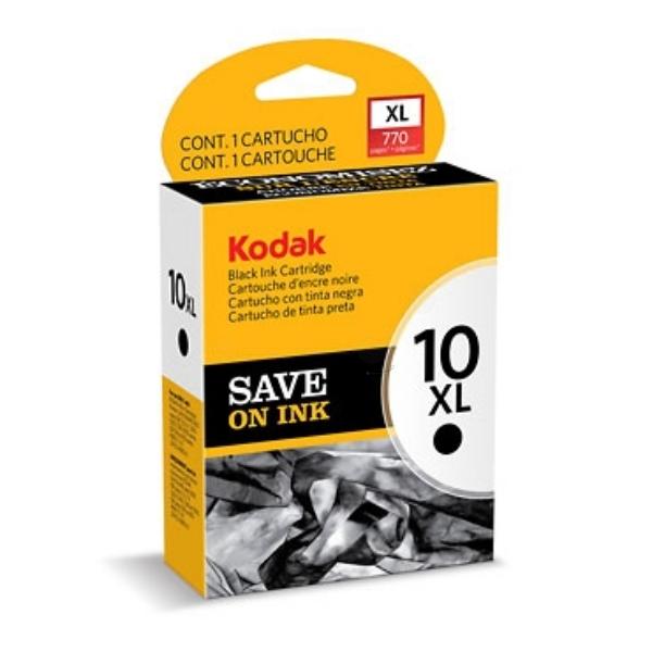 Kodak 3949922 (10XL) Ink cartridge black, 770 pages