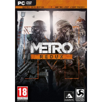 Deep Silver Metro Redux, PC Videospiel Remastered