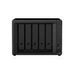 Synology DiskStation DS1520+ NAS Desktop Ethernet LAN Black J4125