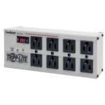 """Tripp Lite ISOBAR8ULTRA surge protector Light grey 8 AC outlet(s) 110 - 125 V 144.1"""" (3.66 m)"""