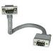 C2G 0.5m Monitor HD15 M/M cable VGA cable VGA (D-Sub)