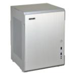 Lian Li PC-Q34 Mini-Tower Silver computer case