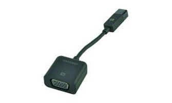 2-Power AA-AV2N12B/E 12 Pin VGA Black cable interface/gender adapter