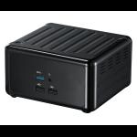Asrock 4X4 BOX-R1000V 1L sized PC Black Intel SoC Socket FP6 R1505G 2.4 GHz
