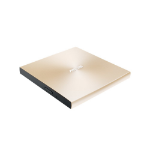 ASUS ZenDrive U9M optical disc drive Gold DVD±RW