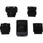 Datalogic 94ACC0249 mobile device charger Indoor Black