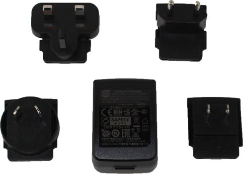 Datalogic 94ACC0249 cargador de dispositivo móvil Interior Negro