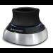 3Dconnexion SpaceMouse Wireless RF Wireless+USB 6DoF Black,Silver mice
