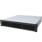 Western Digital 1ES0110 Disk Array 92,16 TB Rack (2U) Silber