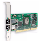 QLogic 64-bit, 133MHz PCI-X to 2 Gb Fibre Channel adapter dual-port optic low-profile MD2ZZZZZ], QLA2342L-CK