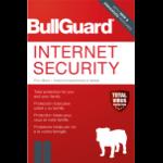 BullGuard Internet Security Electronic Software Download (ESD) Arabic, Simplified Chinese, Danish, German, Dutch, English, Spanish, French, Italian, Norwegian, Portuguese, Brazilian-Portuguese, Swedish, Vietnamese