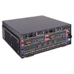 Hewlett Packard Enterprise 7502 Switch Chassis 4U network equipment chassis