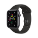 Apple Watch SE OLED 44 mm Gris GPS (satélite)