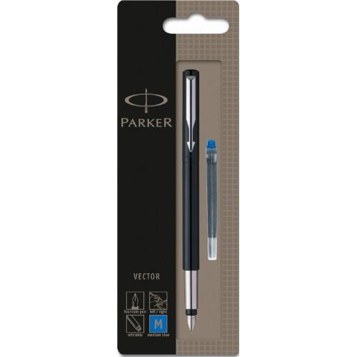 Parker Vector fountain pen Black 1 pc(s)