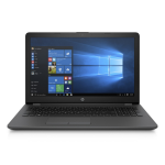 "HP 250 G6 Black Notebook 39.6 cm (15.6"") 1366 x 768 pixels 7th gen Intel® Core™ i3 i3-7020U 4 GB DDR4-SDRAM 500 GB HDD"