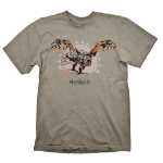 HORIZON ZERO DAWN Men's Stormbringer T-Shirt, Medium, Grey (GE6126M)