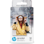 HP ZINK Sticky-backed pak fotopapier Glans
