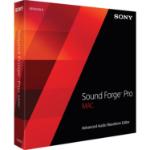Sony Sound Forge Pro Mac 2.5