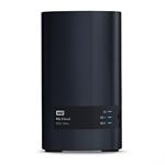 Western Digital My Cloud EX2 Ultra 8TB NAS Desktop Ethernet LAN Black