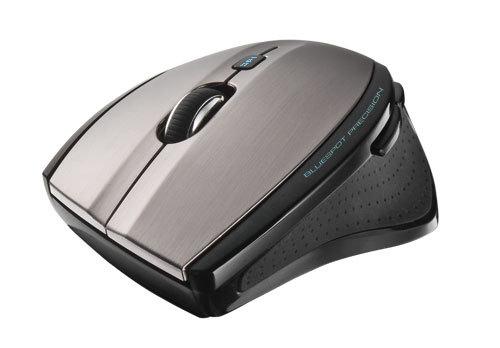 Trust MaxTrack Wireless Mini RF Wireless Optical 1000DPI Right-hand mice