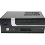 Wortmann AG TERRA PC-BUSINESS 5000 Compact SILENT+ Intel H110 LGA 1151 (Socket H4) 3.9GHz Black