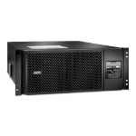 APC Smart-UPS On-Line Double-conversion (Online) 6000 VA 6000 W 10 AC outlet(s)