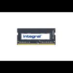 Integral 8GB Laptop RAM Module DDR4 2666MHZ UNBUFFERED SODIMM EQV. TO KCP426SS8/8 FOR KINGSTON memory module