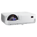 NEC M353WS data projector 3500 ANSI lumens DLP WXGA (1280x800) 3D Desktop projector White