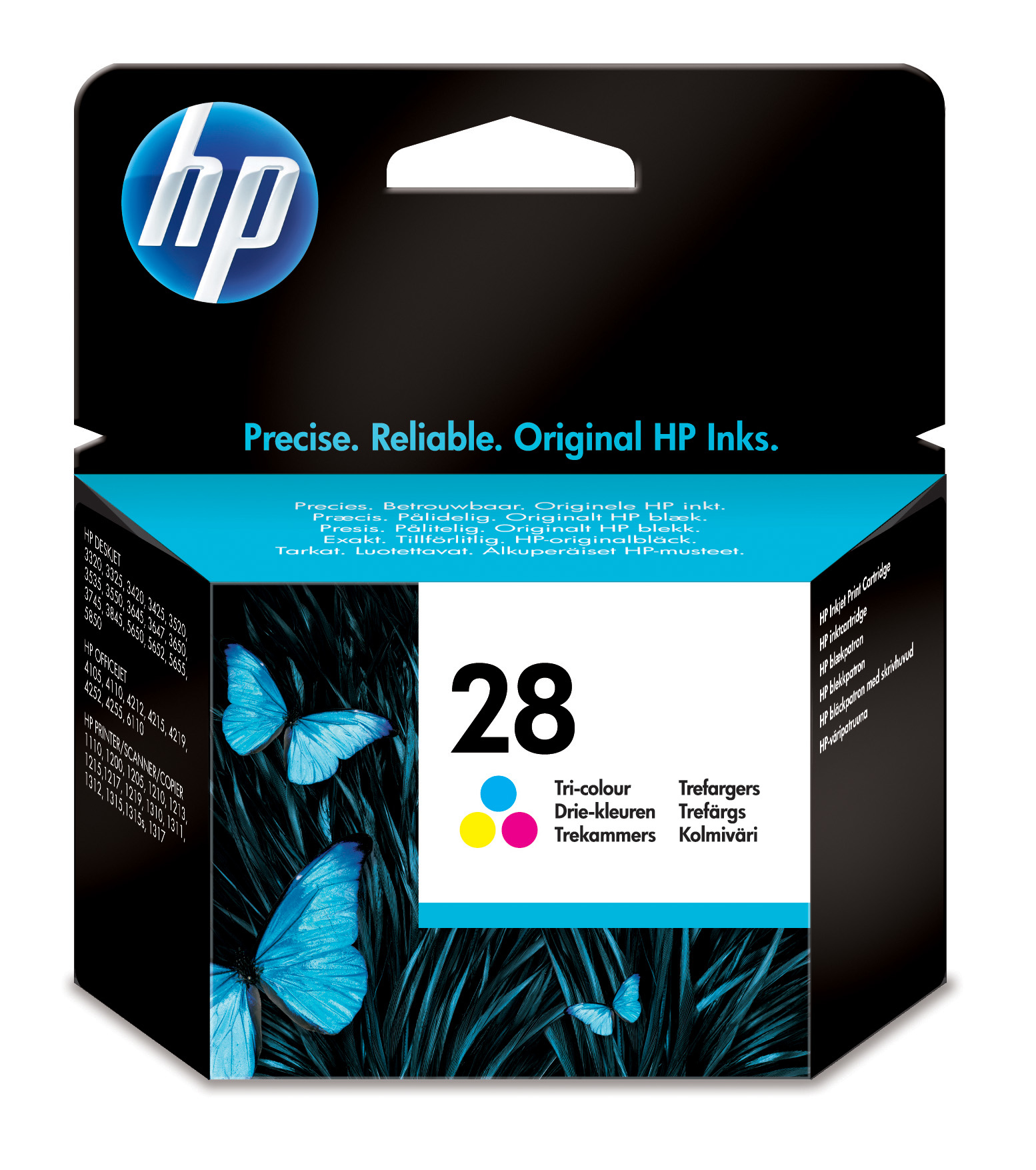 HP C8728AE#301 (28) Printhead color, 240 pages, 8ml
