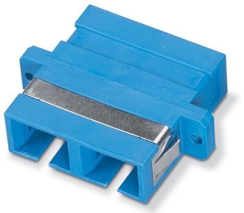 Black Box FOT118 fibre optic adapter SC Blue 1 pc(s)