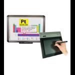 Genee World GSGT RF Wireless Black graphic tablet