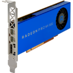 HP 2TF08AT graphics card Radeon Pro WX 3100 4 GB GDDR5
