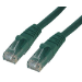 MCL RJ45 CAT6 A U/UTP 0.5m cable de red 0,5 m Verde