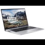 Acer Swift 1 SF114-33 14 inch Laptop - (Intel Pentium N6000, 4GB, 256GB SSD, Full HD Display, Windows 10 in S Mode, Silver)