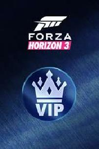 Microsoft Forza Horizon 3 VIP Xbox One Video game downloadable content (DLC)