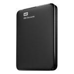 Western Digital WD Elements Portable 4000GB Black external hard drive