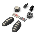 Thrustmaster eSwap Fighting Pack Paddle replacement kit